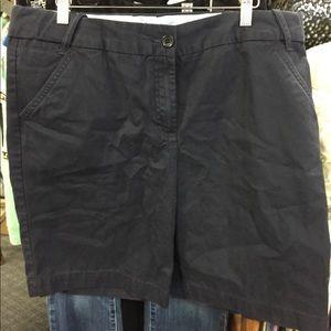 Lands'end shorts